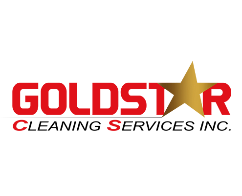 precise-technology-solutions-web-development-goldstar-cleaning-services-logo-design