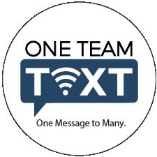 one-team-text-round-logo