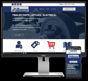 Expediter-Website-Display
